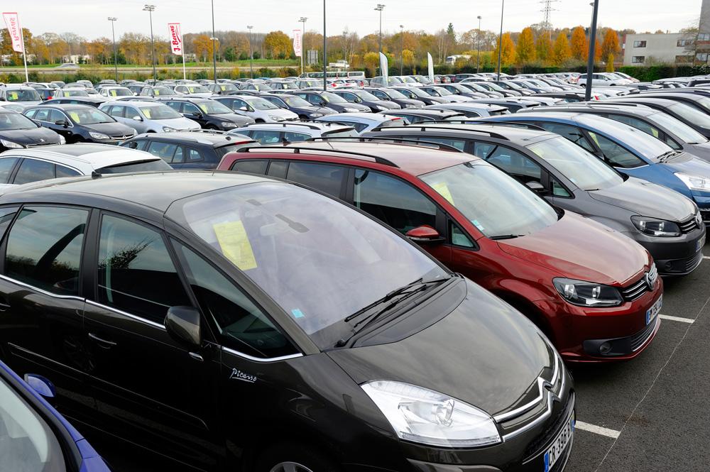 Jacques bervas automobiles voitures occasion bretagne normandie - Garage rennes voiture occasion ...